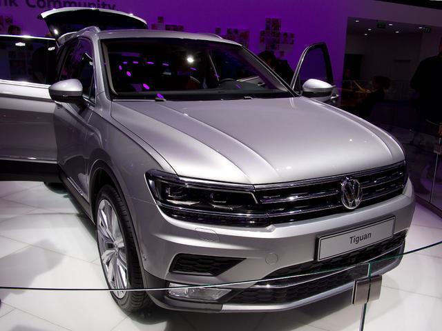 Volkswagen Tiguan 2.0 TDI SCR Elegance
