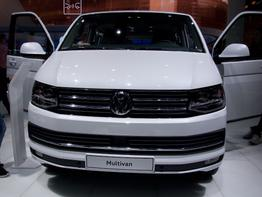 Volkswagen T6 Multivan - Launch
