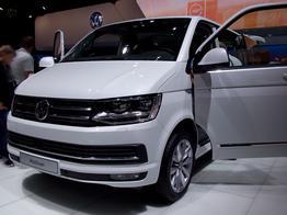 Volkswagen T6 Multivan    Highline 2,0 TDI 146 kW 7-Gang-Doppelkupplungsgetriebe (Reimport DK)