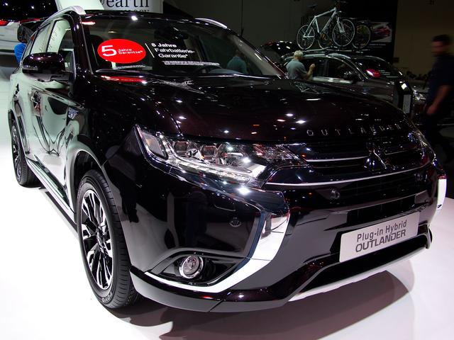 Mitsubishi Outlander - 2.0 Benziner Plus ClearTec 2WD