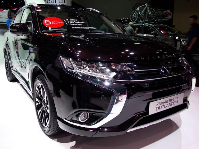Mitsubishi Outlander      2.0 Benziner Plus ClearTec 4WD CVT
