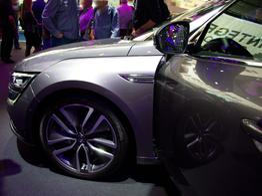 Renault Talisman, Das Bild ist ein beliebiges Beispiel der frei konfigurierbaren Modellreihe