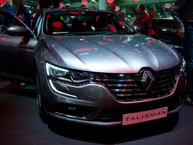 Renault Talisman BLUE dCi 160 EDC Intens