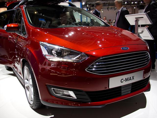 Ford C-Max - Trend Technology 1.0 125 M6 Klimaaut Temp PDC LMF NSW