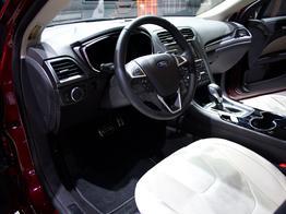 Ford Mondeo, Das Bild ist ein beliebiges Beispiel der frei konfigurierbaren Modellreihe