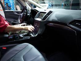 Ford S-Max, Das Bild ist ein beliebiges Beispiel der frei konfigurierbaren Modellreihe