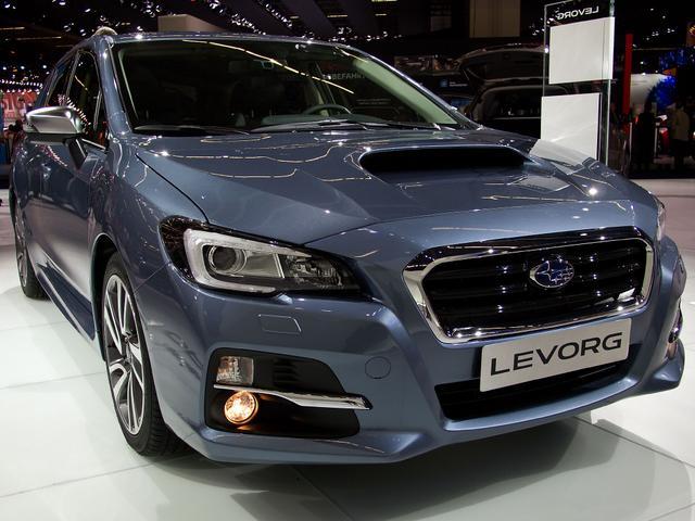 Subaru Levorg - 1.6 Trend