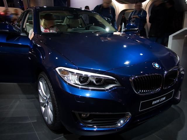 BMW 2er Coupé - M240i Steptronic