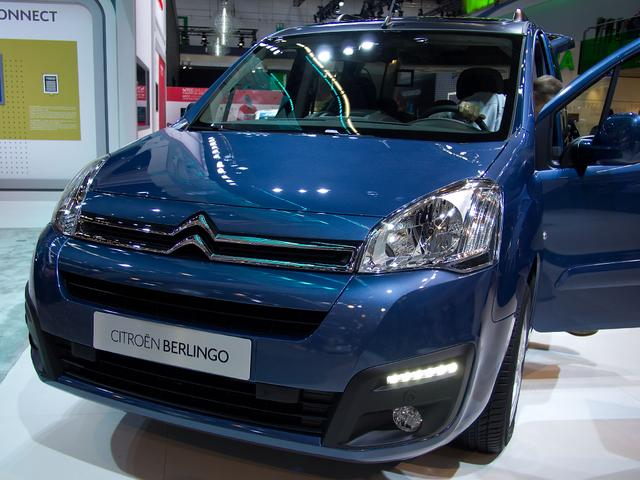 Citroën Berlingo LKW - Multispace Selection