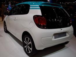 Citroën C1      VTi 72 Live