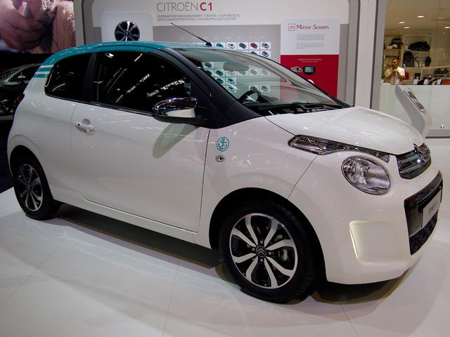 Citroën C1 VTi 72 Start