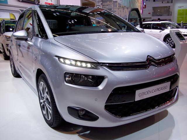 Citroën C4 SpaceTourer