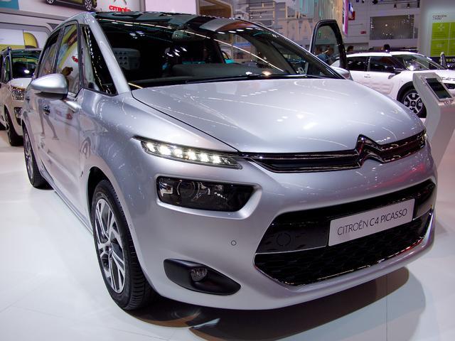 Citroën C4 SpaceTourer - BlueHDi 130 Stop&Start SELECTION