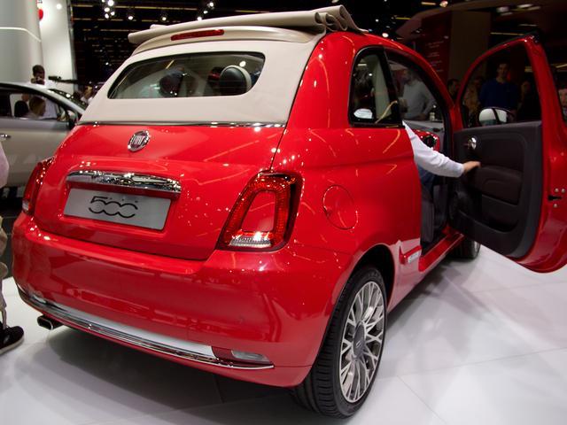 Fiat 500C - 1.0 GSE N3 Hybrid STAR C