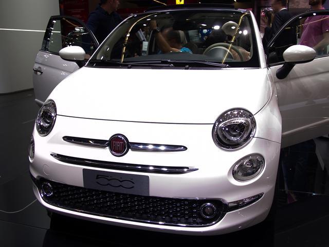 Fiat 500C - 1.2 8V Dualogic STAR C