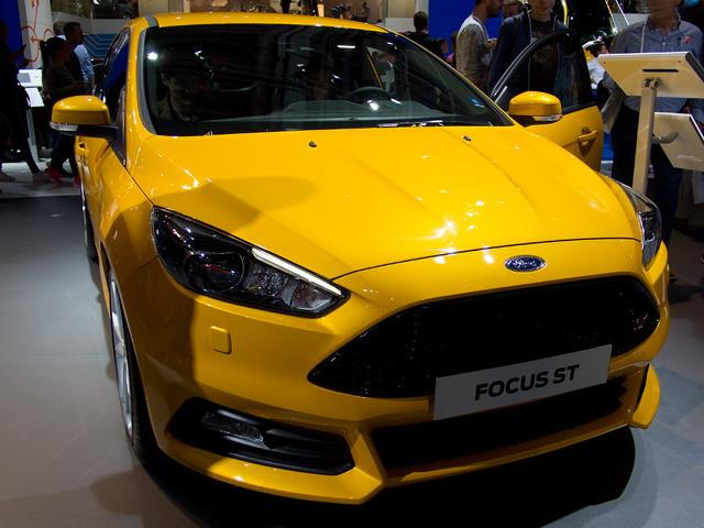 Ford Focus - 1,0 EcoBoost 92kW ST-Line