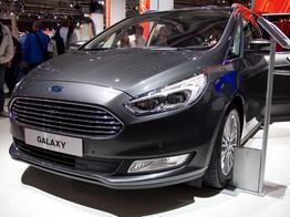Ford Galaxy      2,0 EcoBlue 140W Allrad Titanium Auto