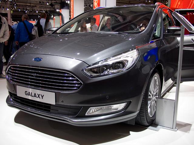 Ford Galaxy      2,0 EcoBlue 110kW Titanium