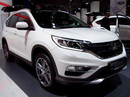 Honda CR-V, Das Bild ist ein beliebiges Beispiel der frei konfigurierbaren Modellreihe