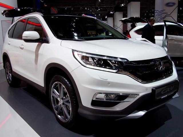 Honda CR-V - 1.5 VTEC Turbo 4WD Lifestyle CVT-Automat