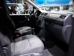 Volkswagen Caddy, Beispielbilder, ggf. teilweise mit Sonderausstattung