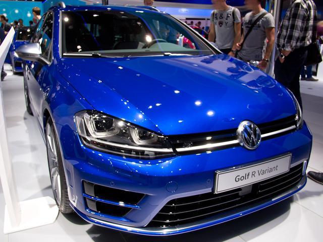 Volkswagen Golf Variant - Highline 1.5 TSI EVO ACT 150PS DSG7 2019