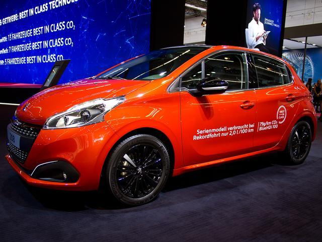 Peugeot 208 - PureTech 75 Active
