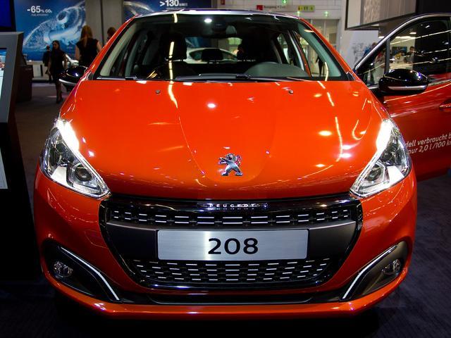 Peugeot 208      Elektromotor 136 Active