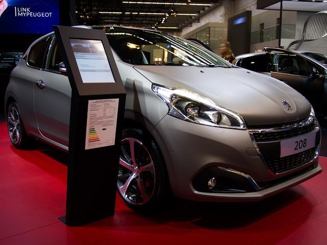 Peugeot 208 - PureTech 100 Allure