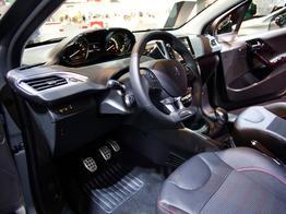 Peugeot 208, Das Bild ist ein beliebiges Beispiel der frei konfigurierbaren Modellreihe