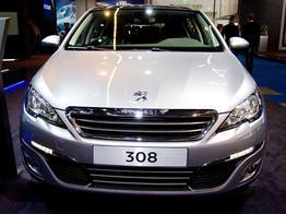 Peugeot 308      BlueHDi 130 EAT8 Active