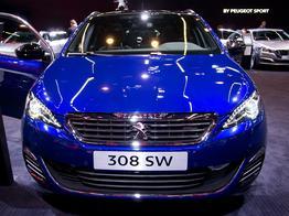 Peugeot 308 SW      BlueHDi 130 Allure