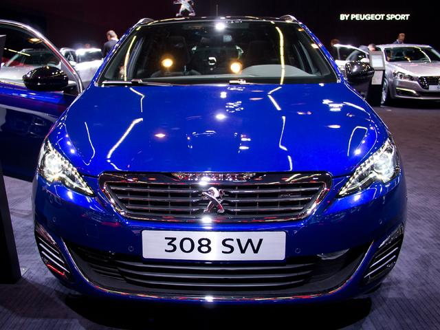 Peugeot 308 SW - PureTech 130 EAT8 Active