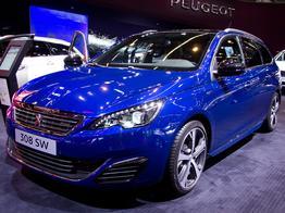 Peugeot 308 SW, Das Bild ist ein beliebiges Beispiel der frei konfigurierbaren Modellreihe