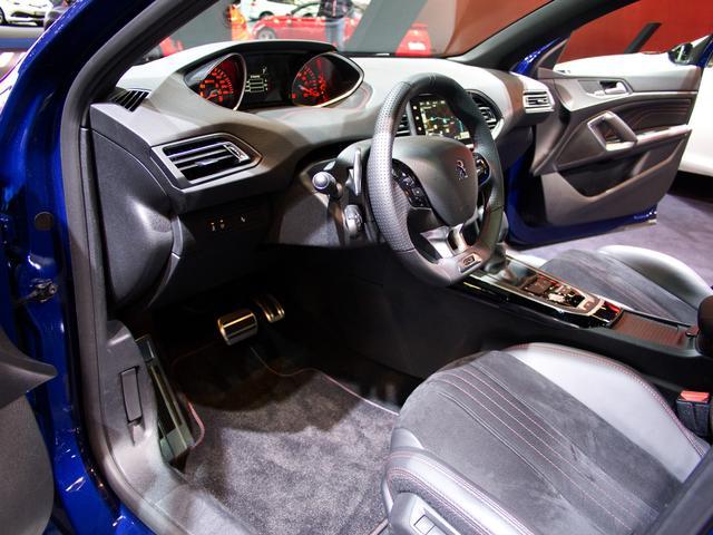 Peugeot 308 SW - BlueHDi 180 EAT8 GT