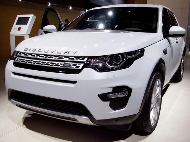 Land Rover Discovery Sport - P200 AWD Automatik