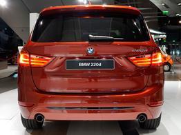 BMW 2er Active Tourer, Beispielbilder, ggf. teilweise mit Sonderausstattung