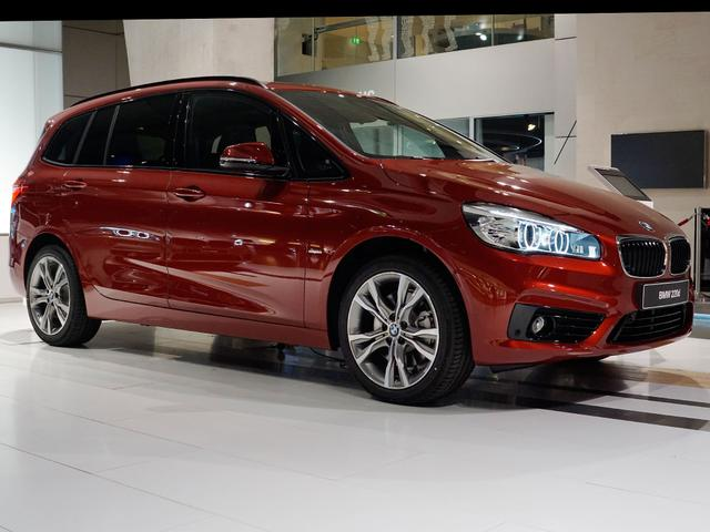 BMW 2er Active Tourer - 220d xDrive Steptronic Advantage