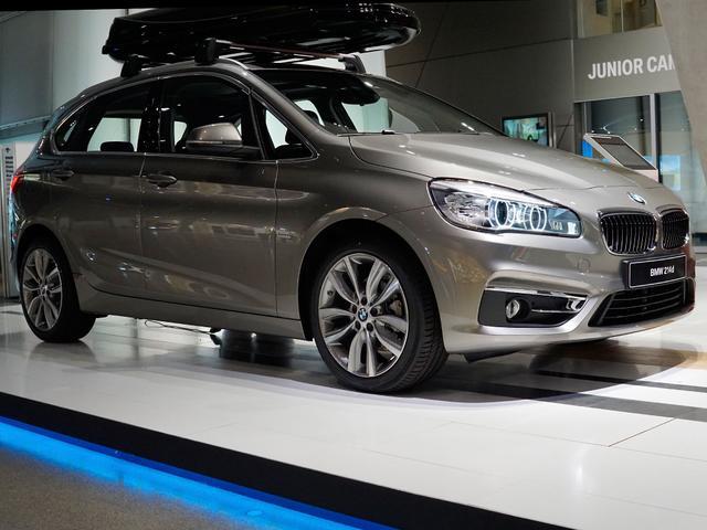 BMW 2er Gran Tourer - 218d Luxury Line