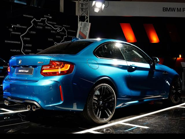 BMW 2er Coupé - M2 Competition