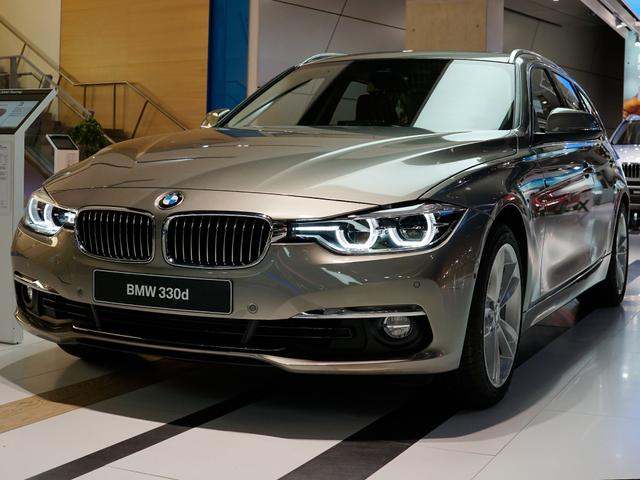 BMW 3er Touring - 330i xDrive Luxury Line Automatik
