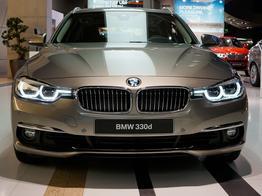 BMW 3er Touring, Das Bild ist ein beliebiges Beispiel der frei konfigurierbaren Modellreihe