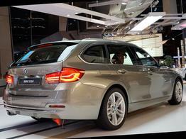 BMW 3er Touring, Beispielbilder, ggf. teilweise mit Sonderausstattung