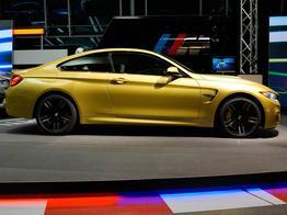 BMW 4er Coupé, Beispielbilder, ggf. teilweise mit Sonderausstattung