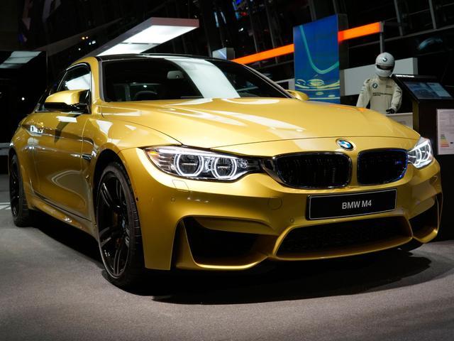 BMW 4er Coupé - M4