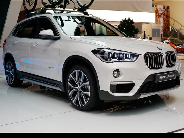 BMW X1 - xDrive20d Advantage Steptronic