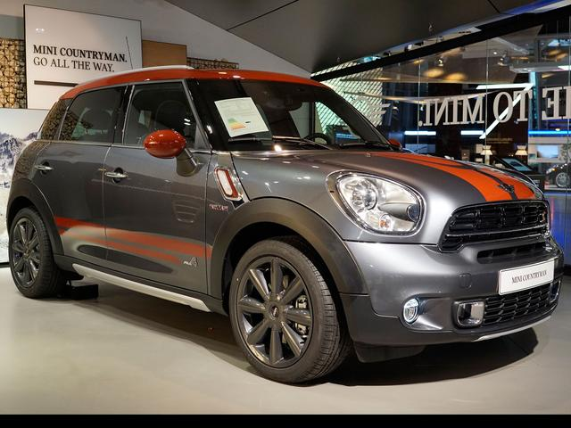 Mini Countryman - One