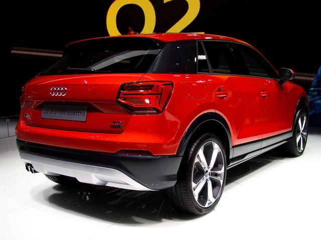 Audi Q2 - 40 TFSI S tronic quattro design