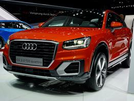 Audi Q2      35 TDI S tronic advanced quattro