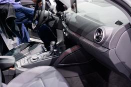 Audi Q2, Das Bild ist ein beliebiges Beispiel der frei konfigurierbaren Modellreihe